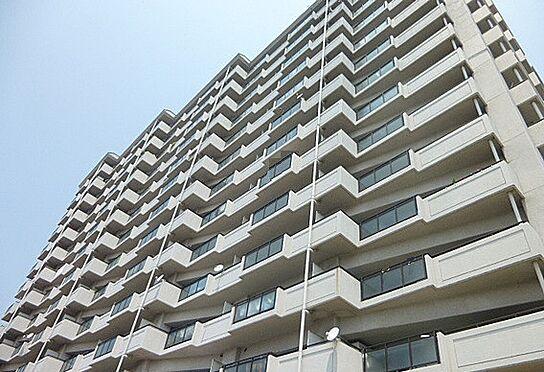 マンション(建物一部)-姫路市飾磨区加茂 存在感のある外観
