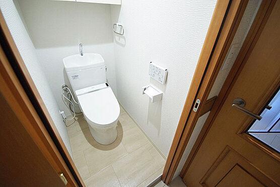 中古マンション-三鷹市下連雀7丁目 トイレ