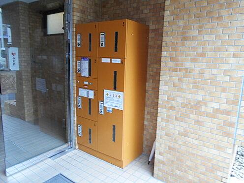 マンション(建物一部)-川崎市中原区井田三舞町 不在時に便利な宅配ボックスを完備