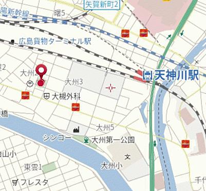 マンション(建物一部)-広島市南区大州2丁目 その他