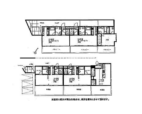マンション(建物全部)-世田谷区桜上水1丁目 間取り