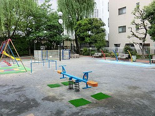 マンション(建物一部)-中央区勝どき5丁目 わたし児童遊園
