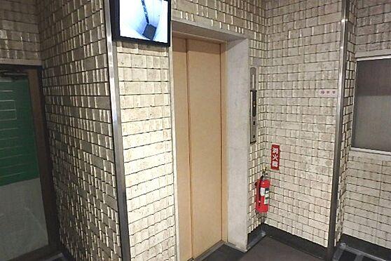 中古マンション-中央区銀座7丁目 エレベーター