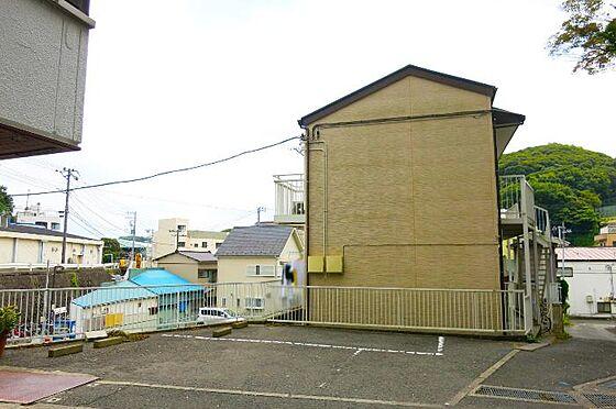 アパート-横須賀市浦賀1丁目 外観