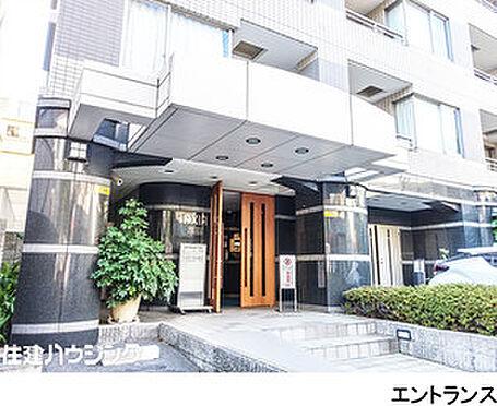 店舗(建物一部)-渋谷区神宮前1丁目 玄関