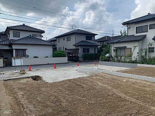 新築一戸建て-豊田市畝部東町川田 土地面積約31坪