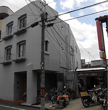 一棟マンション-京都市東山区上新シ町 外観