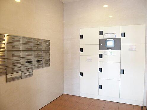 中古マンション-八王子市松木 メールボックス・宅配ボックス