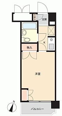 区分マンション-新潟市中央区笹口2丁目 間取り