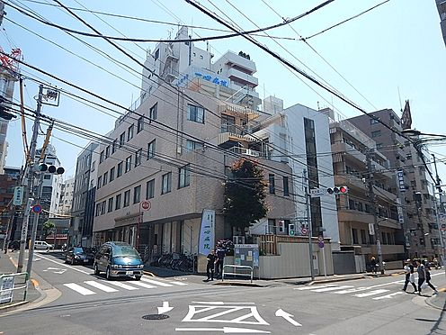 店舗付住宅(建物全部)-豊島区巣鴨4丁目 一心病院・・・600m