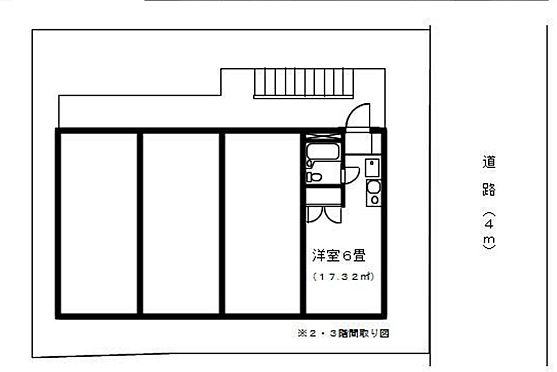 アパート-新座市新堀1丁目 間取り