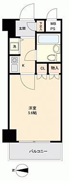 マンション(建物一部)-横浜市港北区大倉山2丁目 間取り