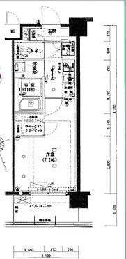 マンション(建物一部)-板橋区坂下3丁目 間取り