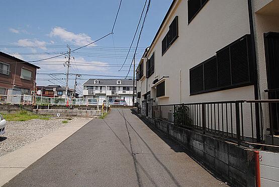 店舗付住宅(建物全部)-茅ヶ崎市西久保 前面道路