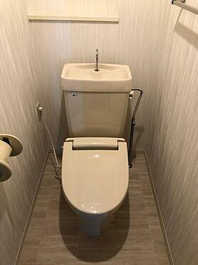 区分マンション-江戸川区東小松川2丁目 トイレ