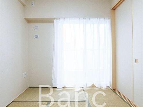 中古マンション-足立区千住元町 畳の和室は落ち着きますね。