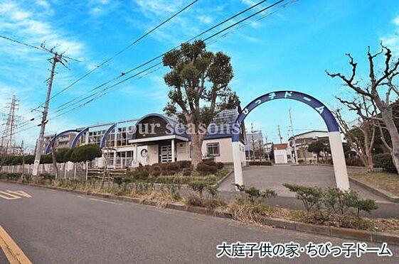 店舗(建物一部)-藤沢市大庭 【その他】大庭子供の家・ちびっ子ドームまで626m