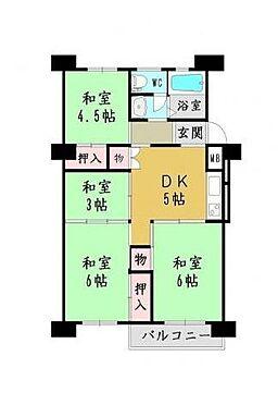 マンション(建物一部)-京都市南区吉祥院石原南町 間取り