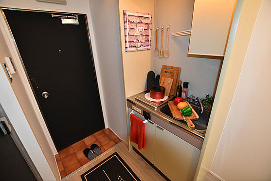 アパート-さいたま市見沼区東大宮6丁目 リフォーム後キッチン