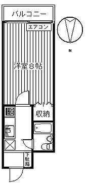 マンション(建物一部)-前橋市昭和町2丁目 間取り