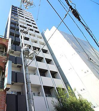 マンション(建物一部)-大阪市北区西天満6丁目 スッキリとしたデザインの外観