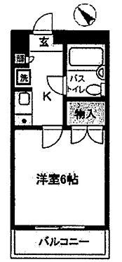 マンション(建物一部)-葛飾区東水元2丁目 間取り
