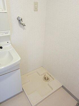 マンション(建物一部)-福岡市城南区別府1丁目 室内洗濯機置場