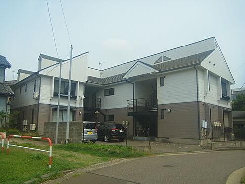 アパート-新潟市中央区沼垂東5丁目 外観