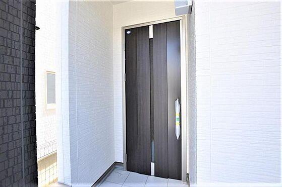 新築一戸建て-仙台市太白区長町南2丁目 玄関
