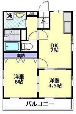 アパート-練馬区錦1丁目 間取り