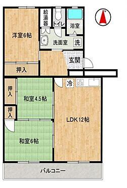 中古マンション-名古屋市天白区原5丁目 間取り