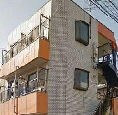 アパート-川崎市中原区新城中町 外観