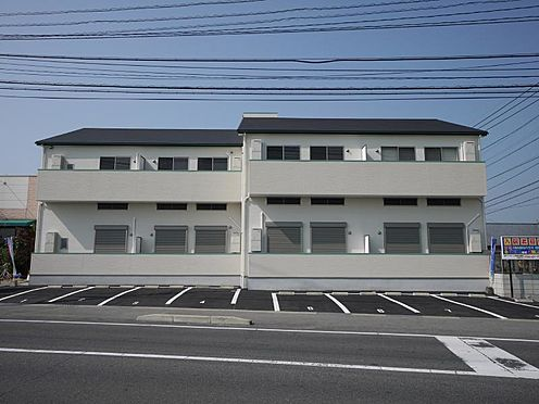 アパート-佐賀市高木瀬東6丁目 外観