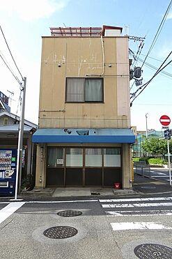 土地-京都市下京区志水町 建築条件なしの東南角地です