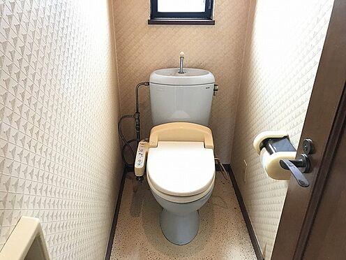 中古一戸建て-神戸市垂水区朝谷町 トイレ