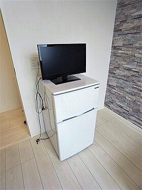 建物全部その他-新宿区中井1丁目 TV・冷蔵庫