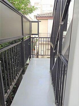 一棟マンション-練馬区桜台4丁目 2階北側通路