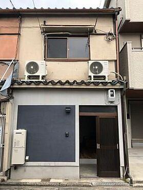 旅館-堺市堺区出島町4丁 壁のアクセントがおしゃれです