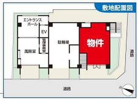 店舗事務所(建物一部)-平塚市明石町 間取り