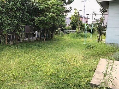 中古一戸建て-豊田市五ケ丘7丁目 夢が広がる庭です。