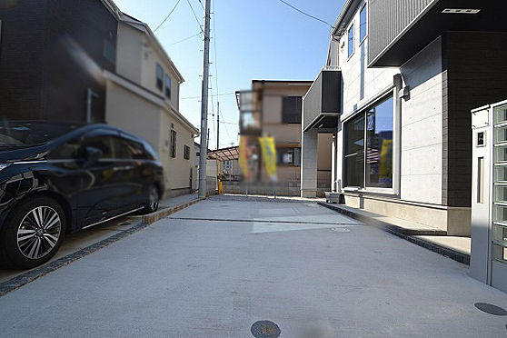 新築一戸建て-昭島市宮沢町 駐車場