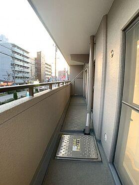 中古マンション-名古屋市瑞穂区彌富通2丁目 両面バルコニーで風通し良好!