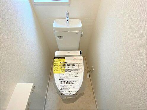 戸建賃貸-仙台市泉区南中山3丁目 トイレ