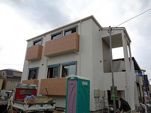 アパート-足立区竹の塚3丁目 外観