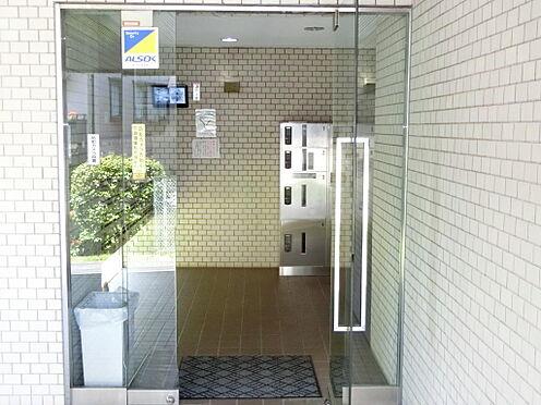 マンション(建物一部)-新宿区喜久井町 エントランス
