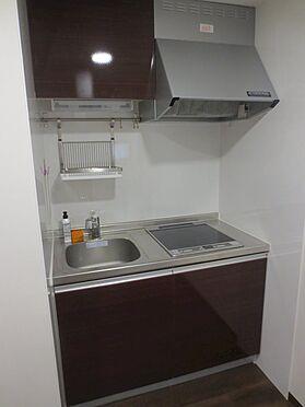 アパート-中央区新川1丁目 キッチン