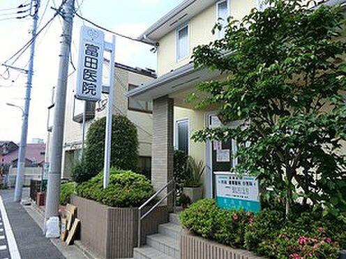 アパート-目黒区大岡山1丁目 富田医院