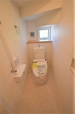 新築一戸建て-仙台市青葉区落合1丁目 トイレ