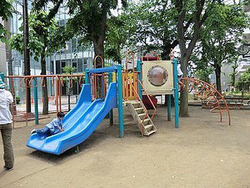 マンション(建物一部)-渋谷区神宮前1丁目 周辺環境:千原児童遊園地