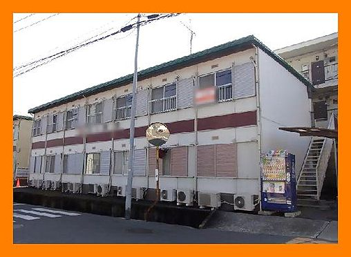 アパート-岡山市北区谷万成1丁目 外観
